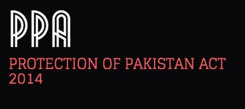Why exactly is 'Protection of Pakistan Act' problematic?