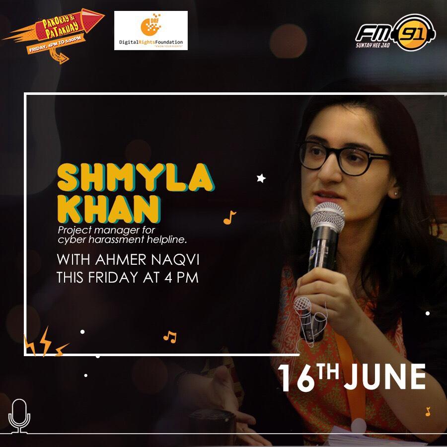 Shmyla Khan FM91