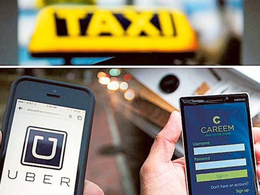 Careem/Uber